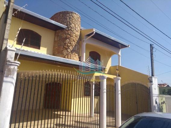 Sobrado Residencial À Venda, Remanso Campineiro, Hortolândia - So0063. - So0063