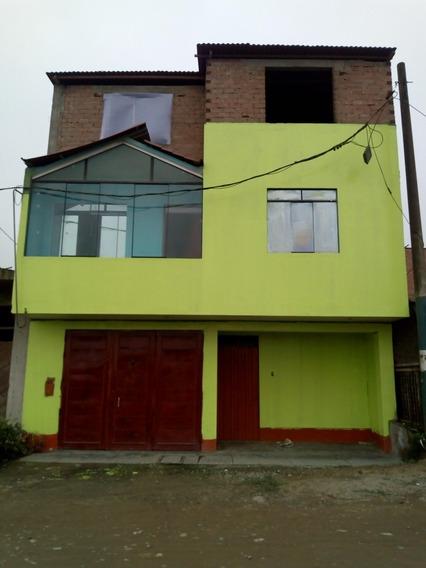 Ocacion Vendo Casa De 3 Pisos Todo Acabado