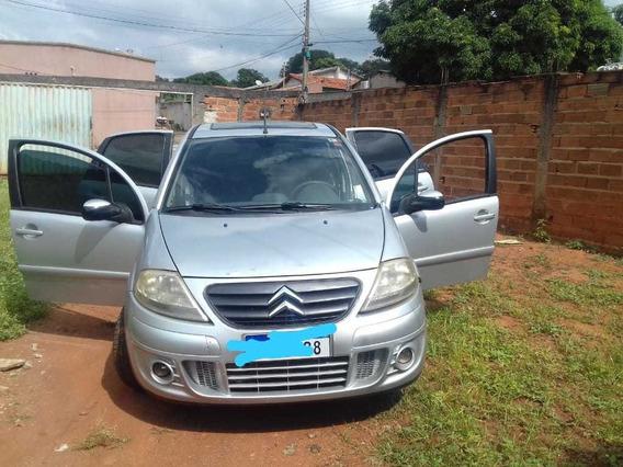 Citroën C3 2011 1.6 16v Exclusive Flex Aut. 5p