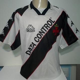 Camisa Vasco Kappa 1997 Luizão Ótimo Estado Impecável - 97