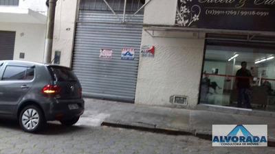 Loja Comercial Para Locação, Jardim São Dimas, São José Dos Campos. - Lo0036