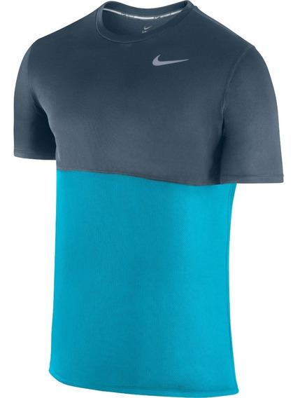Camiseta Nike Racer Ss Para Hombre