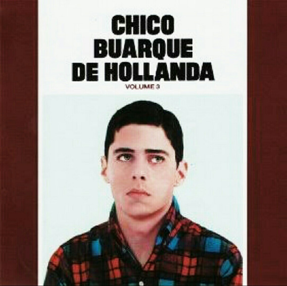 Chico Buarque Cd Volume 3