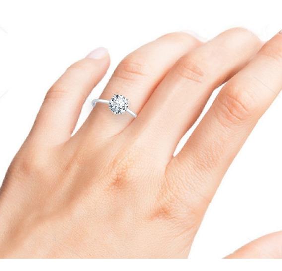 Anel Noivado Compromisso Casamento Banhado Ouro 18k Zircônia