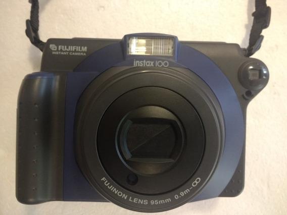 Camara Fujifilm Intax 100 + Estuche