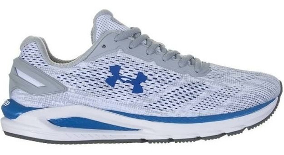Tênis Under Armour Charged Carbon Branco. Cod 08