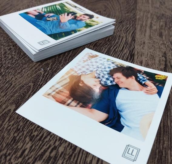 Fotos Polaroid Pacote C/ 80 Fotos