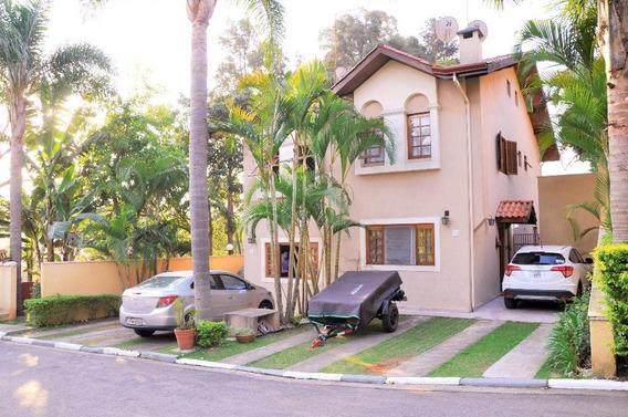 Casa Residencial À Venda, Quinta Do Bosque, Cotia - Ca2460. - Ca2460