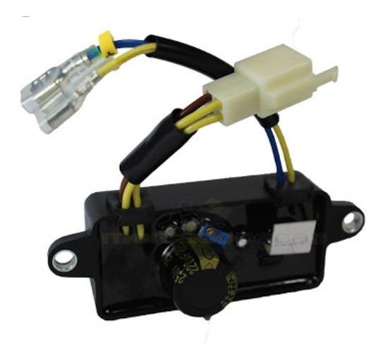 Regulador De Tensão Avr Do Gerador Gasolina Toyama Tg2800cx