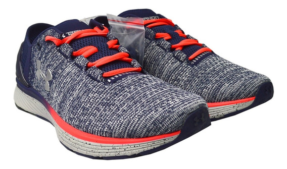 Tenis Under Armour Hombre Azul Charged Bandit 3 1295725003