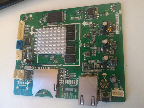 Placa Principal Tv Napoli Npl-32d500 Smart