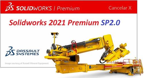 Soliworks 2021 Premium Sp2.0 Port Br E Inglês - Receba Hoje!