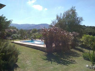 Cabaña En La Falda Para 4/5 Pers.