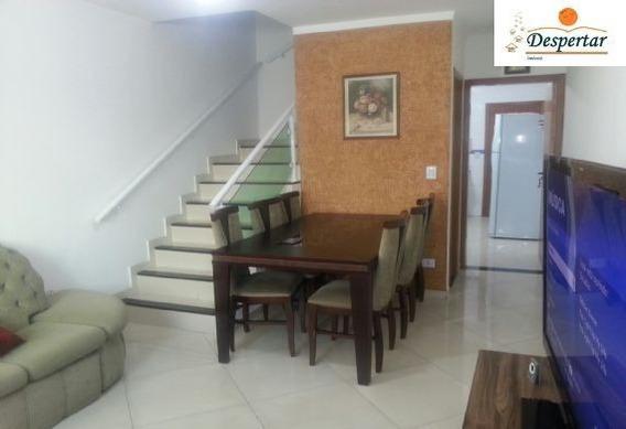 02195 - Sobrado 2 Dorms. (2 Suítes), Vila Jaraguá - São Paulo/sp - 2195