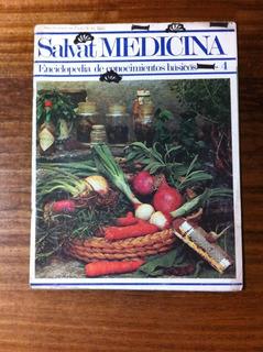Salvat Medicina Enciclopedia De Conocimientos Fascículo Nº 4