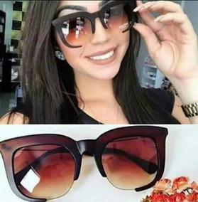 c8bb53f4b Óculos Modelo Novo Tendencia Estiloso Blogueiras Praia Verão