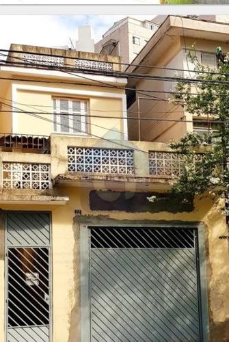 Casa 3 Dorm 1 Suite Com Quintal 1 Vaga /chacara Inglesa - Tw15917