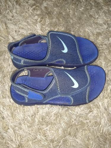 Sandalia Nike Sunray Adjust - Niños - 3y - 22cm