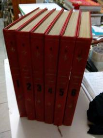 Combate Ao Crime (criminologia) 6 Volumes Usados Encadernado
