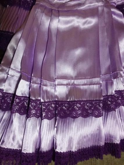 Faldas De Marinera Norteña Para Niñas