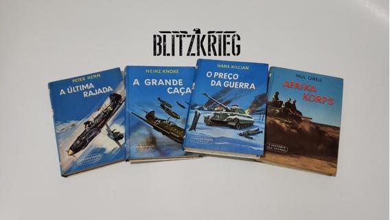 Coleção De Livros Aventuras Vividas Segunda Guerra Leia