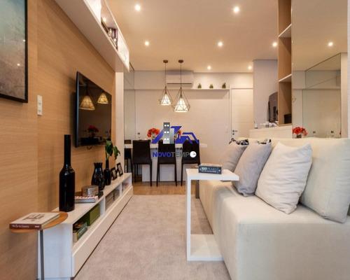 Belo Apartamento Com 2 Dormitórios, No Ipiranga - São Paulo. - 2212 - 67874795