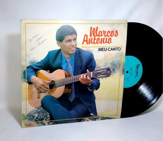 Lp Marcos Antônio - Meu Canto