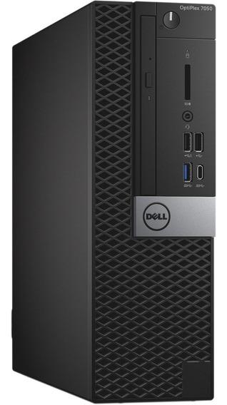 Dell Optiplex 7050 Intel® Core I5 6500 8 Gb Ssd 240gb +w10