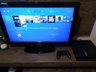 Playstation 4 Ps4 500gb Semi Novo