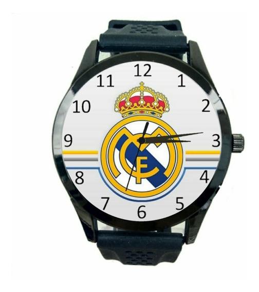 Real Madrid Relógio Feminino Promoção Oferta Novo Time T556