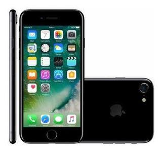 iPhone 7 Preto Brilhante 32gb