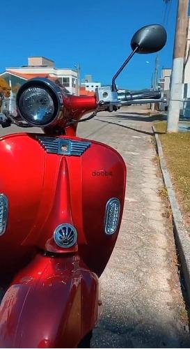 Imagem 1 de 2 de Doobie Moto Elétrica