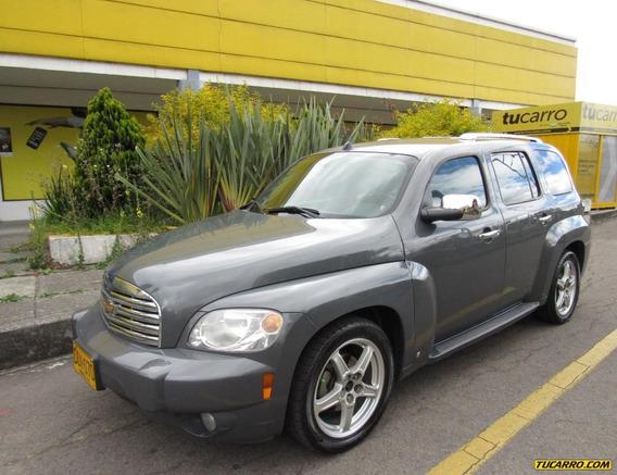 Chevrolet Hhr Lt 2.4 Automática 5 Puertas