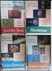Coleção Química - Feltre E Setsuo Yoshinaga