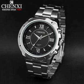 Relógio Chenxi Aço Inoxidável