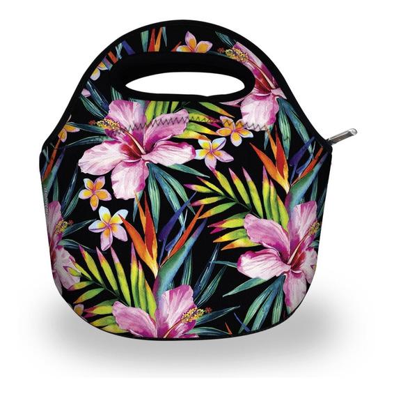 Bolsa Em Isoflex - Isoprene - Floral