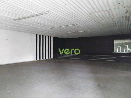 Imagem 1 de 15 de Salão Para Alugar, 444 M² Por R$ 3.500,00/mês - Vila Santa Maria - Americana/sp - Sl0066