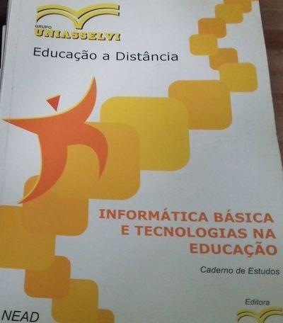 Informatica Básica E Tecnologias Na Educação - Uniasselvi