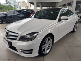 Mercedes-benz C 180 1.6 Cgi Coupe 16v Turbo Gasolina 2p