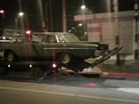 Galaxie Coupe V8 Nafta Para Restaurar ! 1961