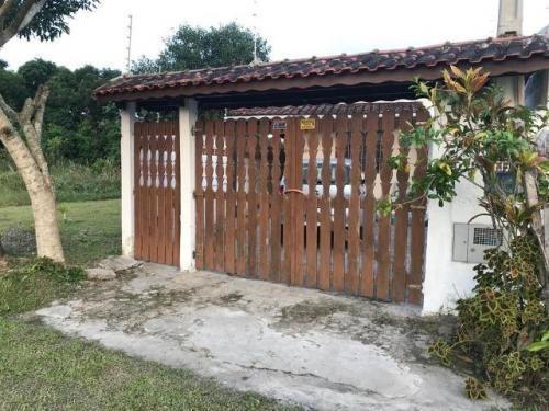 Casa Barata! Lado Praia Em Itanhaém. Amplo Quintal!