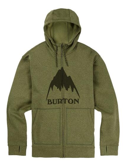Buzo Técnico Burton Oak Full Zip