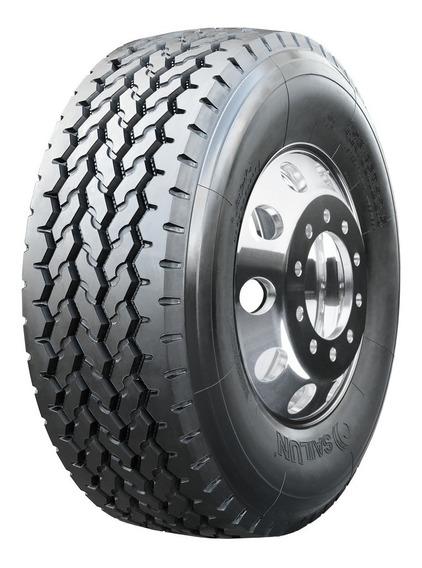 Caucho 385/65r22.5 18 Lonas Mixto Sailun Camion S825