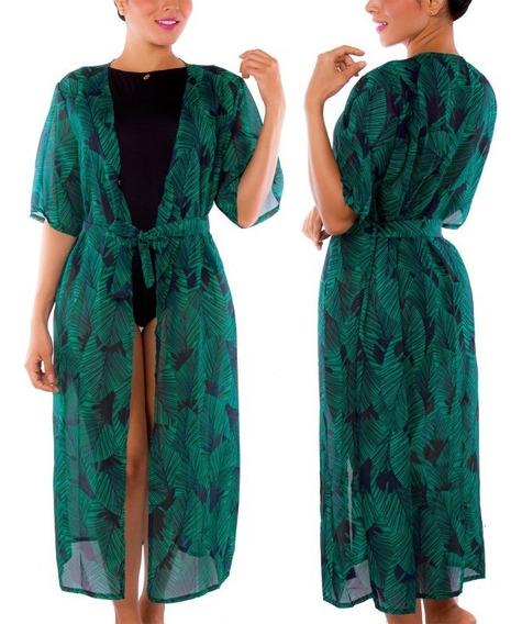 Salida De Baño Praie Ref: 2119 Kimono Natural