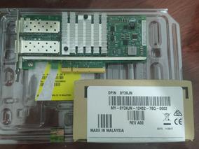 Placa De Rede Intel X520-da2 Dual-port 10gb Sfp + Gbic Intel