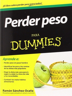 Perder Peso Para Dummies Sánchez Ocaña