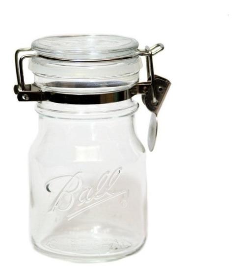 Frasco Ball Mason Jar Sure Seal 14oz Tarro Vaso Hermetico