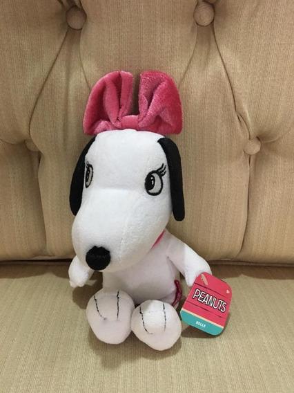 Boneca De Pelúcia Fifi A Namorada Do Snoopy Peanuts