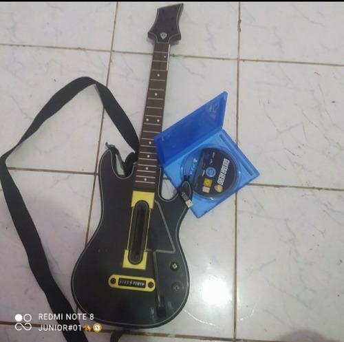 Guitarra Ps4
