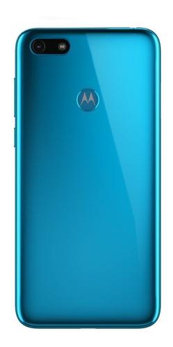 Celular Moto E6 Play 32 Gb Liberado Azul  En Cuotas Fijas !!